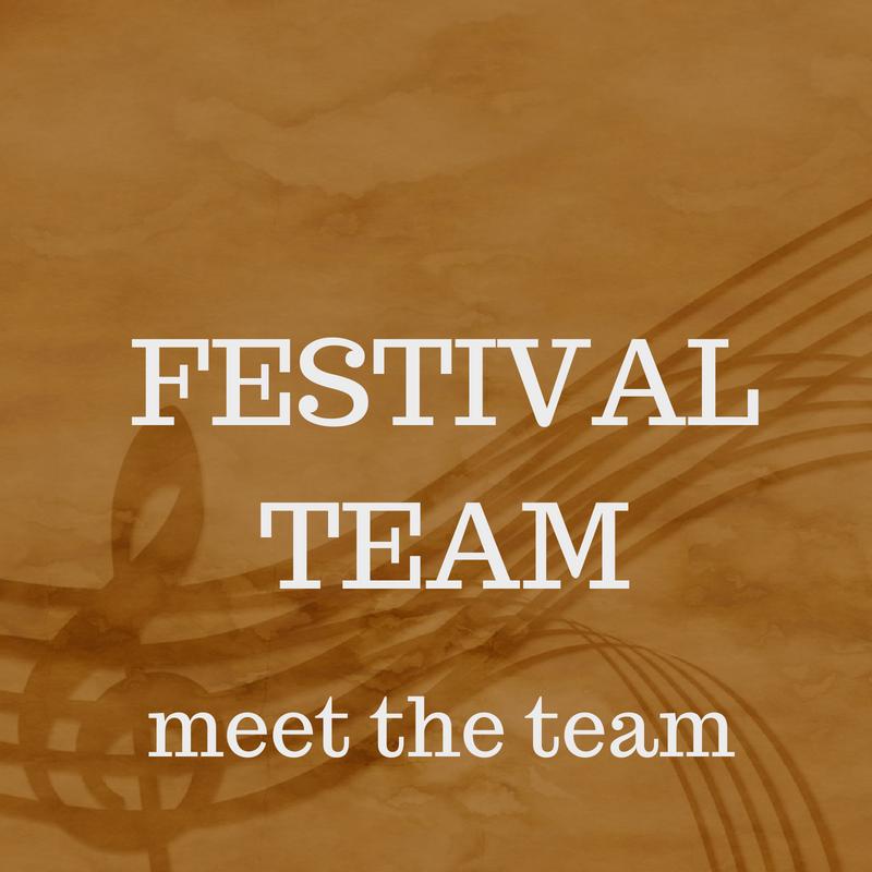 Usk Choral Festival Team