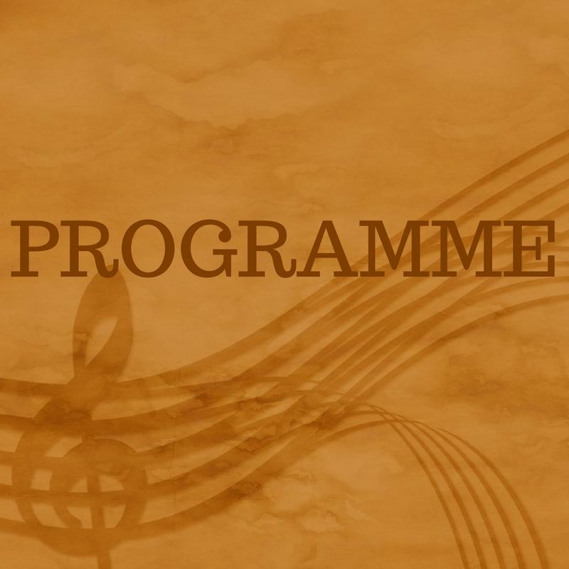 Usk Choral Festival Programme (1)